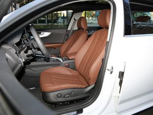 2018款30周年版 45 TFSI quattro个性运动版 前排座椅