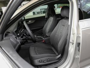 2018款30周年版 40 TFSI 进取型 前排座椅