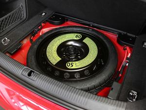 2018款30周年版 40 TFSI 运动型 备胎