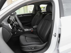 2018款30周年版 Limousine 35 TFSI风尚型 前排座椅