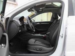 2018款30周年版 Limousine 35 TFSI风尚型 前排空间