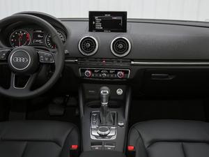 2018款30周年版 Limousine 35 TFSI风尚型 中控台