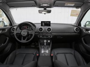 2018款30周年版 Limousine 35 TFSI风尚型 全景内饰