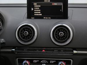 2018款30周年版 Limousine 35 TFSI风尚型 空调出风口
