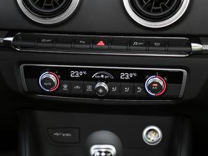 2018款30周年版 Limousine 35 TFSI风尚型 空调调节