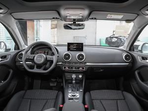 2018款30周年版 Limousine 40 TFSI运动型 全景内饰