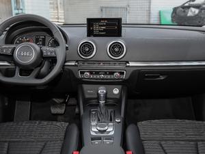 2018款30周年版 Limousine 40 TFSI运动型 中控台