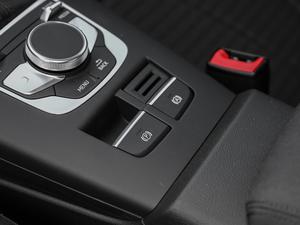 2018款30周年版 Limousine 40 TFSI运动型 驻车制动器