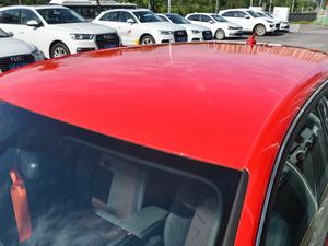 2018款30周年版 Sportback 35 TFSI进取型 车顶