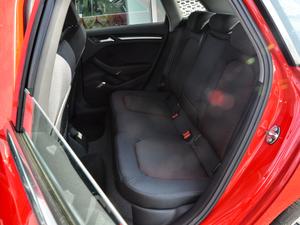2018款30周年版 Sportback 35 TFSI进取型 后排座椅
