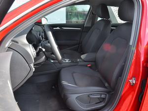 2018款30周年版 Sportback 35 TFSI进取型 前排座椅