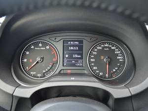 2018款30周年版 Sportback 35 TFSI进取型 仪表