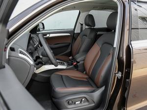 2018款典藏版 40 TFSI 技术型 前排座椅