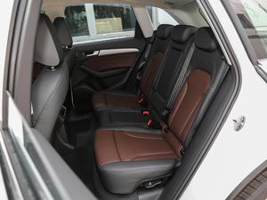 2018款典藏版 40 TFSI 进取型 后排座椅