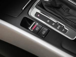 2018款典藏版 40 TFSI 进取型 驻车制动器