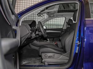 2018款45 TFSI 尊享豪华运动型 前排空间