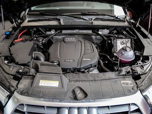 2018款45 TFSI 尊享时尚型 发动机