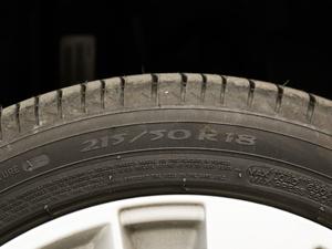2019款35TFSI 豪华致雅型 轮胎尺寸
