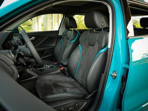 2019款35TFSI 豪华致雅型 前排座椅