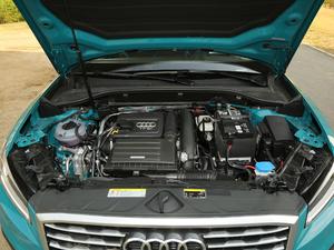 2019款35TFSI 豪华致雅型 发动机
