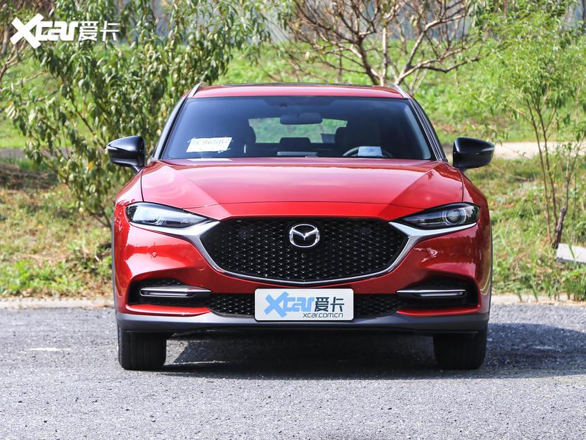 一汽马自达2020款马自达CX-4