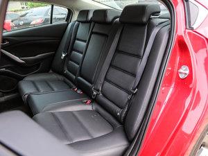 2017款2.5L 蓝天至尊型 后排座椅