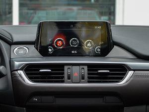 2017款2.5L 蓝天运动版 中控台显示屏