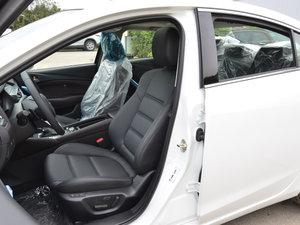 2017款2.5L 蓝天运动版 前排座椅
