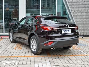 一汽马自达2017款马自达CX-4