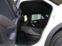 空间座椅马自达CX-4后排座椅放倒
