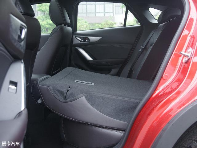 一汽马自达2018款马自达CX-4