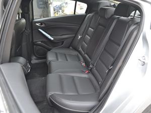 2018款2.5L 蓝天尊崇版 后排座椅