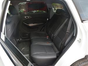 2018款1.5T DCT旗舰型5座 后排座椅