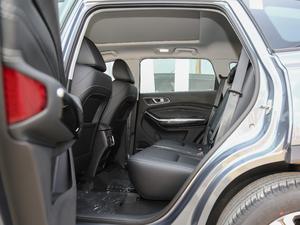 2018款1.5T DCT豪华型5座 后排空间