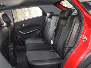 2018款1.5L 自动豪华版 后排座椅