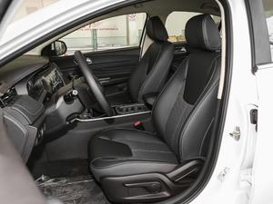 2018款1.5T CVT型色版 前排座椅
