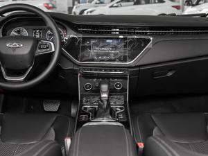 2018款1.5T CVT型色版 中控台