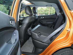 2019款1.5L CVT智耀型 后排座椅放倒