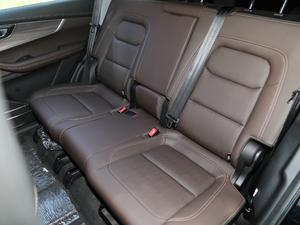 2019款290TGDI DCT尊贵版 后排座椅
