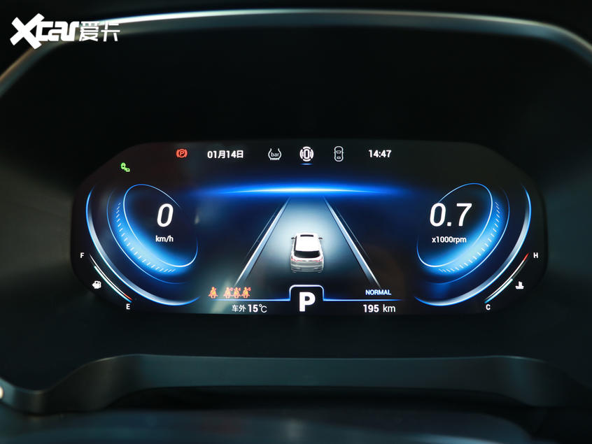 奇瑞汽车2020款瑞虎7