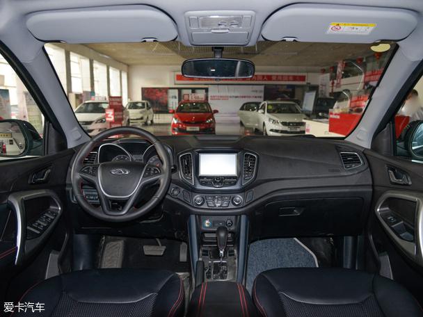奇瑞汽车2015款瑞虎5
