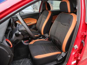 2017款1.5L 手动都市版 前排座椅