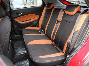 2017款1.5L 手动都市版 后排座椅