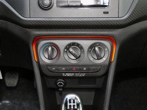 2017款1.5L 手动都市版 空调调节
