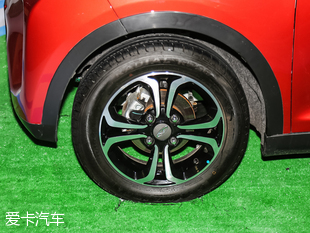 奇瑞汽车2017款S51 EV