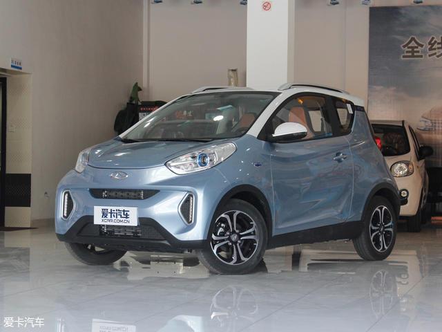 奇瑞汽车2017款eQ1