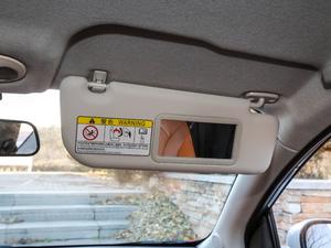 2017款智炫版 遮阳板