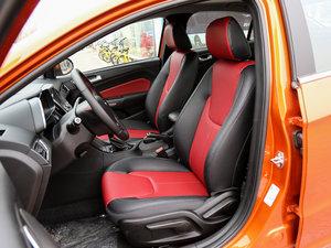 2017款1.5L CVT尊贵版 前排座椅