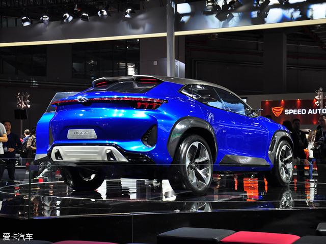 其设计风格依然出自海外设计师之手,他就是现任奇瑞汽车造型执行总监