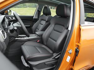 2017款1.5TCI DCT精英型 前排座椅
